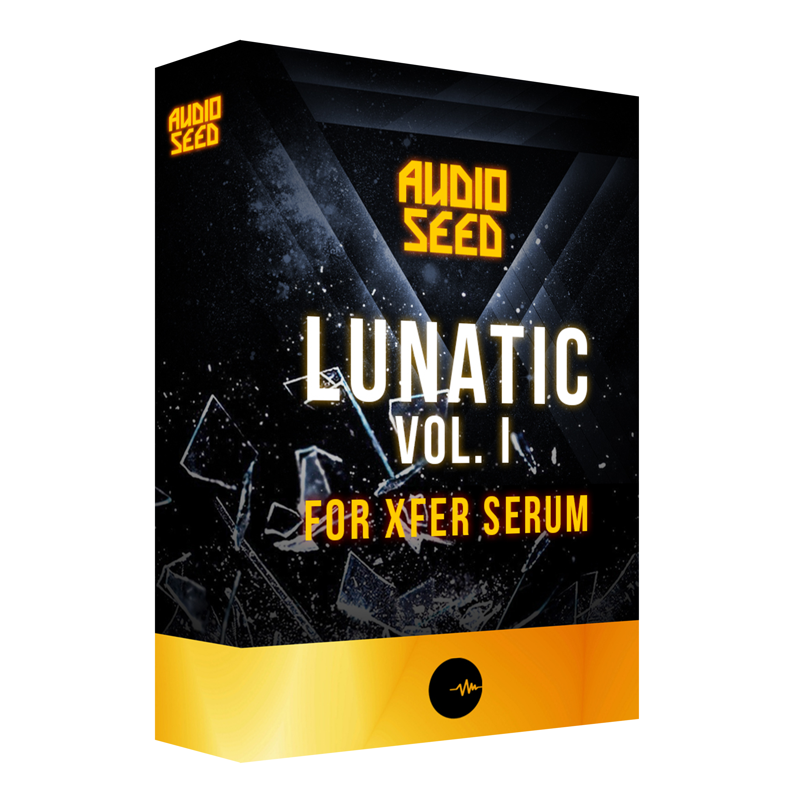 LUNATIC Hybrid Trap VOL 1 For Xfer Serum