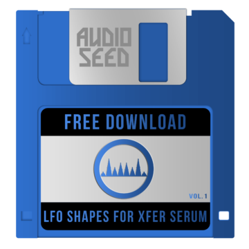 audioseed free dl template lfo shapes