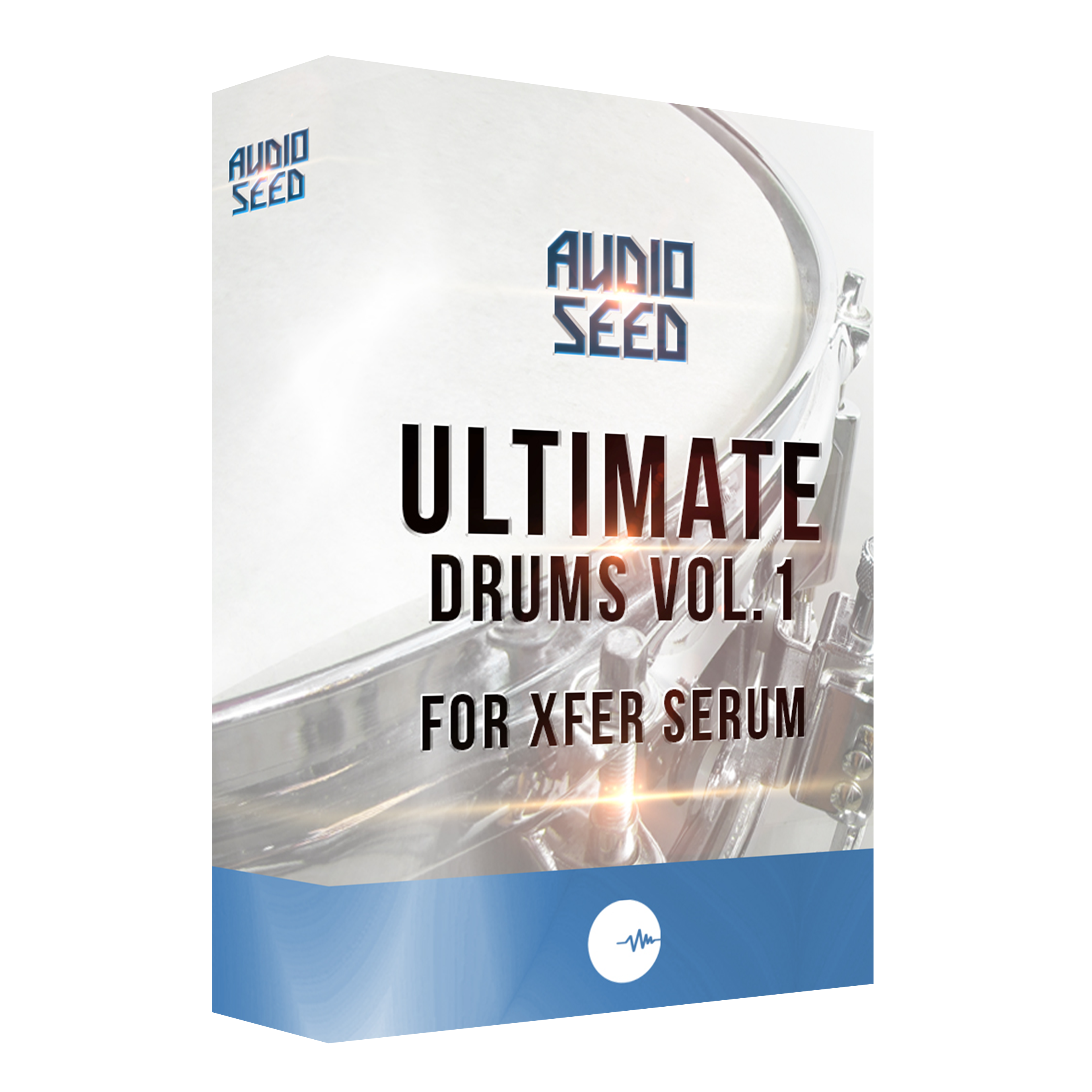 Ultimate Drums VOL.1 For Xfer Serum