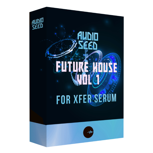 Future House VOL.1 For Xfer Serum